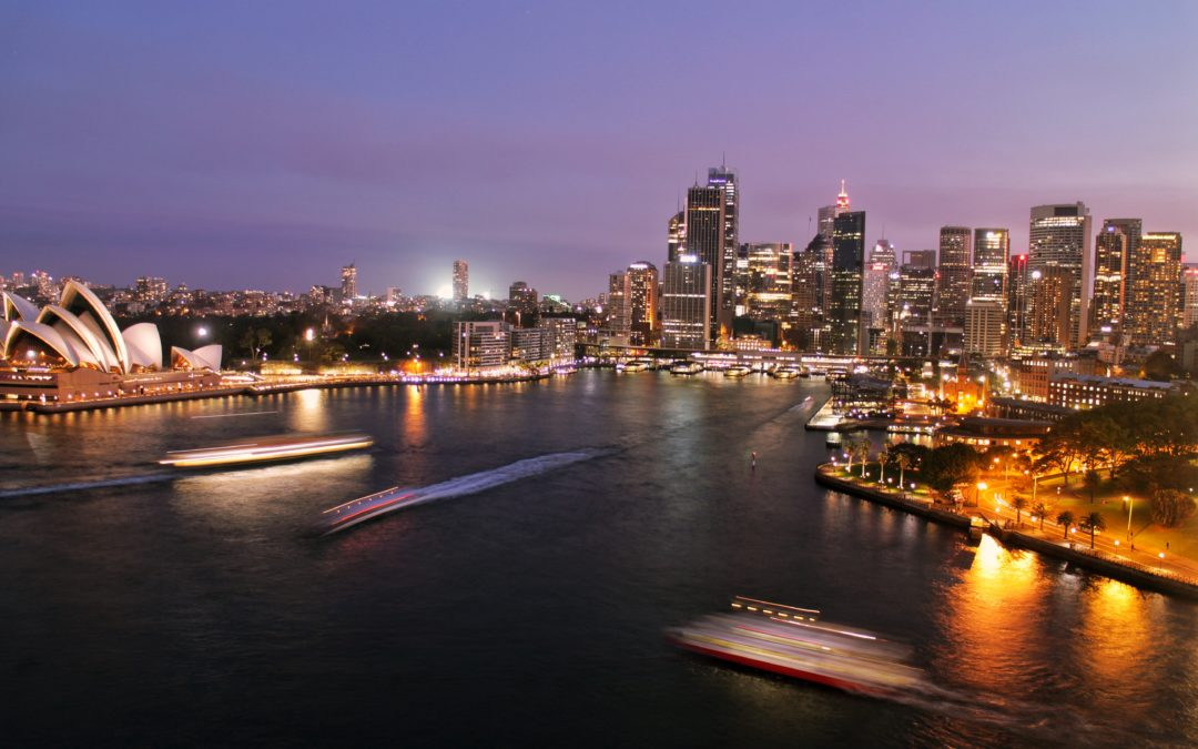 The Fourth Industrial Revolution Is Here. Is Australia Ready?