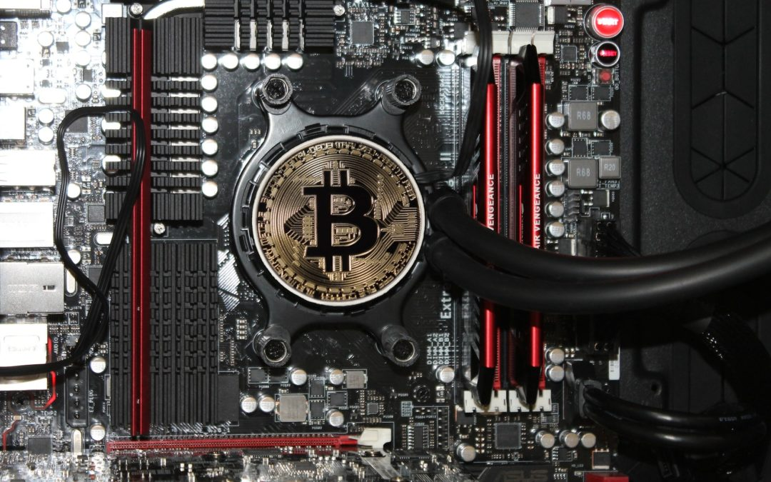 bitcoin blockchain powering cpu